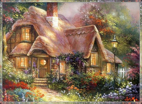 64756 fairytale cottage p