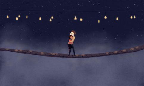 L amour dans de petites choses simples par nidhi chanani 11