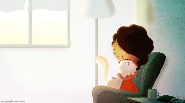 L amour dans de petites choses simples par nidhi chanani 12