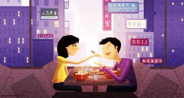 L amour dans de petites choses simples par nidhi chanani 14