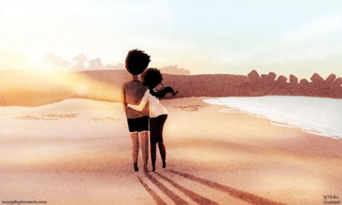 L amour dans de petites choses simples par nidhi chanani 9