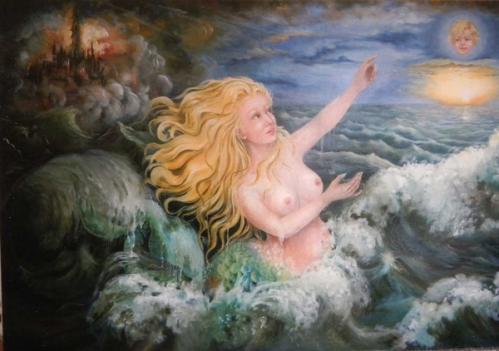 Sirene et ange