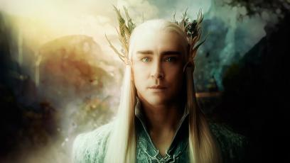 Thranduil lee pace the hobbit by push pulse hd