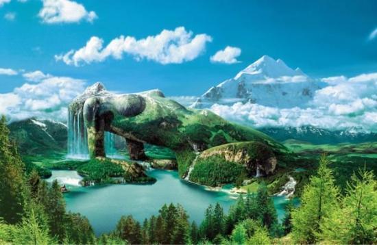 Un monde fantastique merveilleux et extraordinaire 502996 l